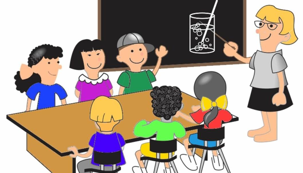 Skolene må ikke lenger få lov til å skjule hvilke ansatte som mangler fordypning i fagene de underviser i, ifølge Rita Helgesen, leder i Norsk Lektorlag. Illustrasjon: Pixabay