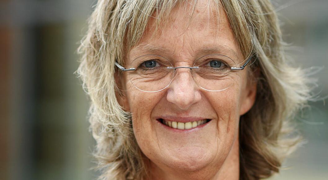 Professor i spesialpedagogikk, Ingrid Lund, mener nytt lovverk vil gjøre at en del barnehager må skjerpe seg. Foto: Universitetet i Agder.
