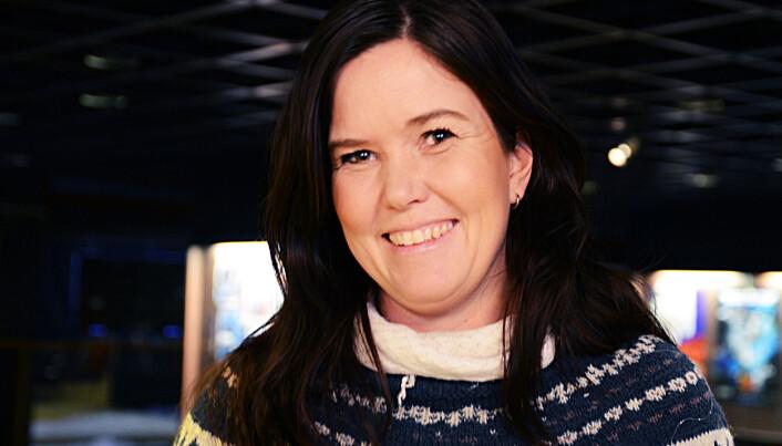 Lærer May-Bente Jansson.