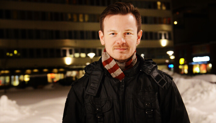 Forelder Øyvind Nordhagen.