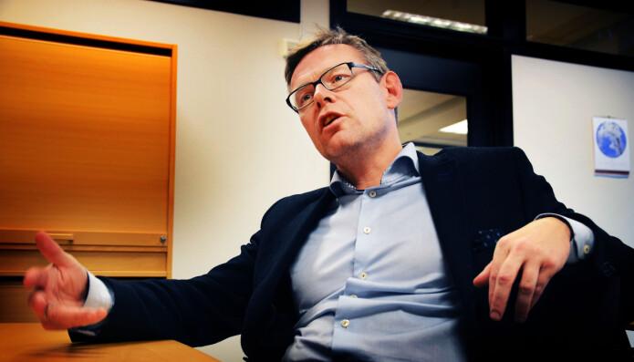 Assisterende rådmann Lars Petter Kjær.