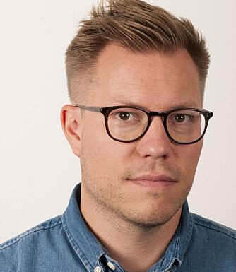Jacob Ravndal. Foto: Tron Trondal/UiO