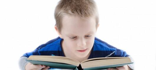 Når læreren liker deg, leser du raskere og bedre