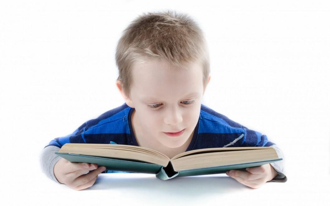Har du en lærer som liker deg, er det stor sannsynlighet for at du lærer deg å lese raskere og bedre. Ill.foto: Pixabay