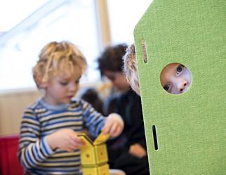 Agderprosjektet viser at norsk barnehagepedagogikk gir god læring