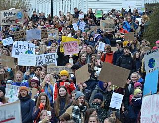 Ny skolestreik for klimaet