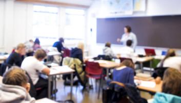 Slik kan lærere hindre at elever radikaliseres