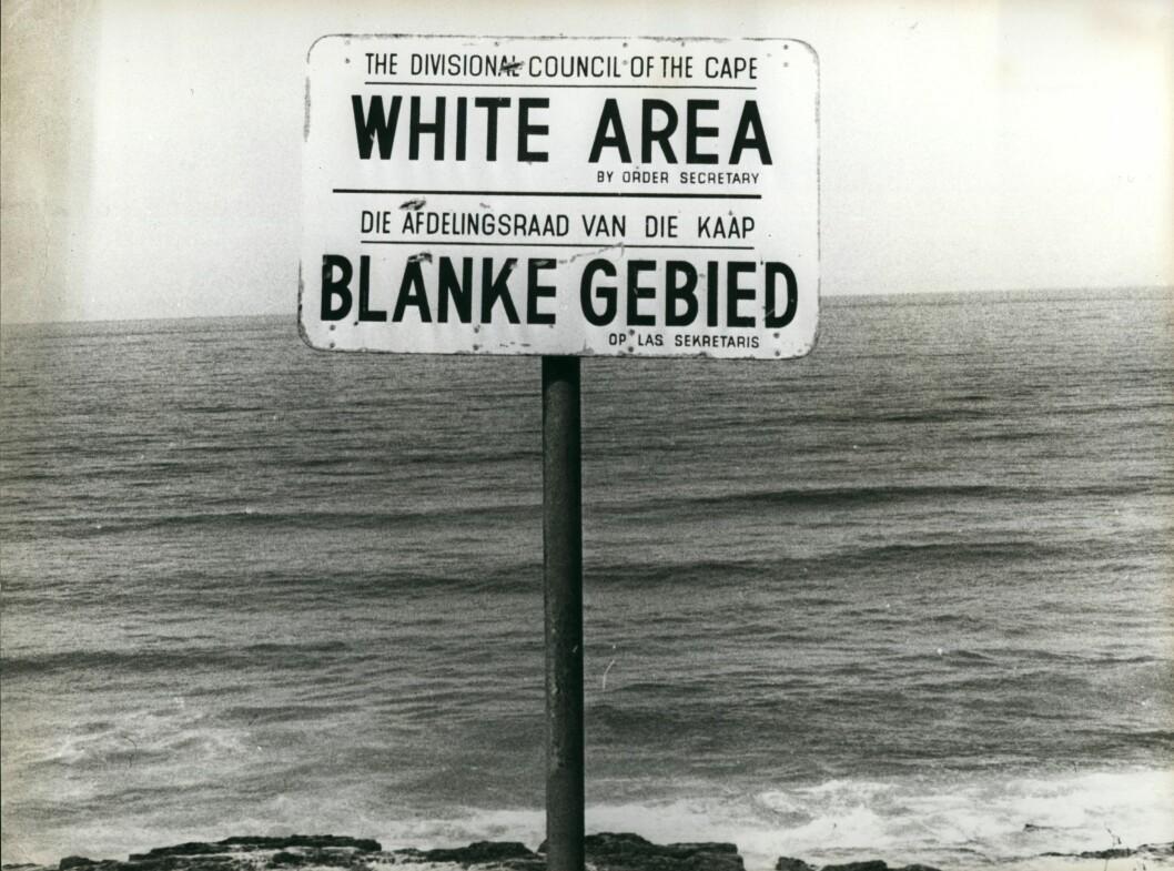 Forfatter Camara L. Joof mener undervisning om rasisme i Norge må handle om mer enn raseskillet i Sør-Afrika og om Rosa Parks og Martin Luther King jr. Foto: Keystone Pictures USA/ZUMA