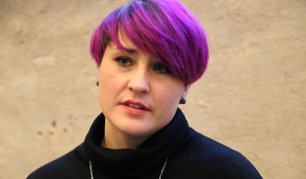 Ann Mari Milo Lorentzen leder Likestillings- og diskrimineringsutvalget i Utdanningsforbundet. Foto: Utdanningsforbundet