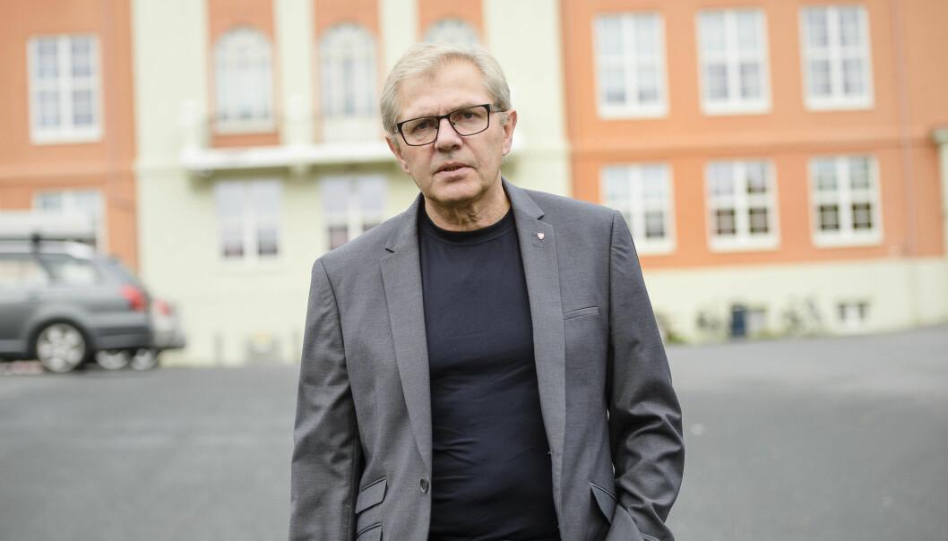 Roar Sollied (V), fylkesråd for utdanning i Troms. Foto: Troms fylkeskommune