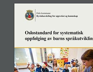 Bomskudd fra Høyre om språkkartlegging