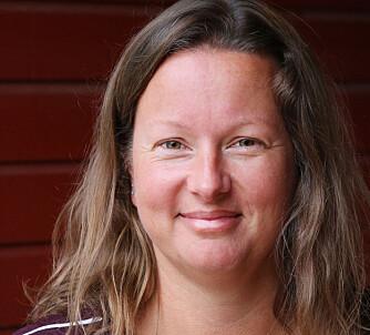 Anita Bjørnøy.