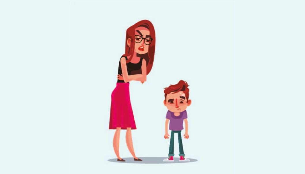 20 prosent av svenske lærere sier at de en eller flere ganger har nølt med å gripe inn overfor elevbråk av frykt for å bli anmeldt. Ill: AdobeStock