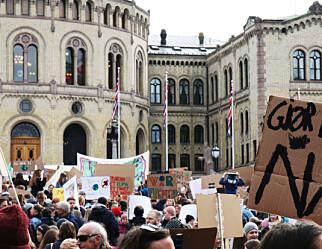 Måling: Flertallet støtter skoleelevenes klimaskulk