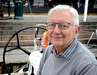 Arne (85) begynte på lærerutdanningen som 17-åring