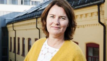 Utdanningsforbundets nestleder Hege Valås vil gjerne har flere med master i norske barnehager. Foto: Tom-Egil Jensen