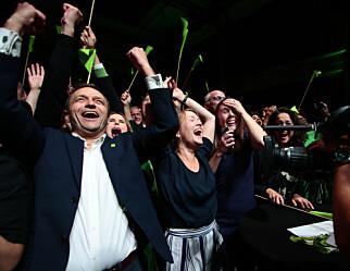 MDG tror valget kan være et vendepunkt i norsk politikk