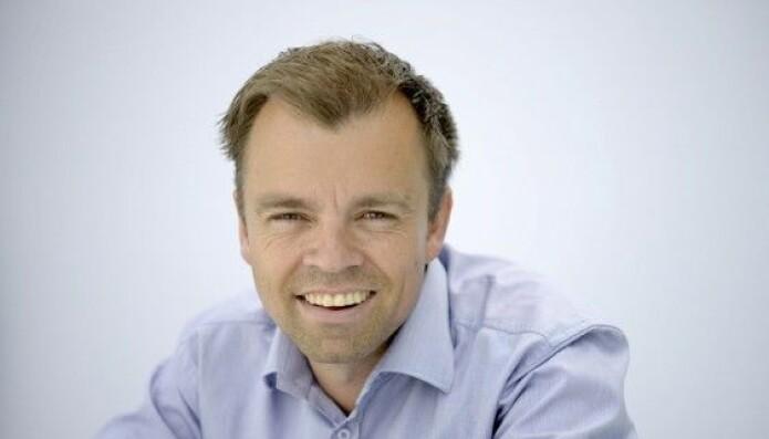 Svein Tore Marthinsen. Foto: Privat.