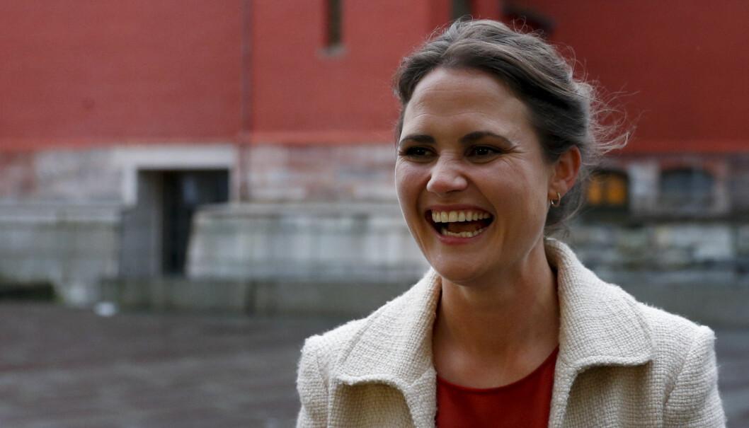 Kari Nessa Nordtun (Ap) kan bryte den 24 år lange perioden med Høyre-ordfører i Stavanger, men hun er avhengig av støtte fra Folkeaksjonen Nei til Bompenger. Foto: NTB Scanpix / Jan Kåre Ness.