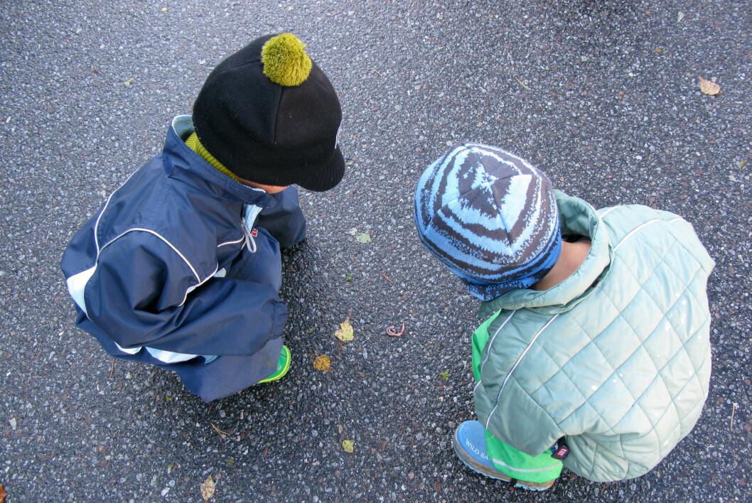 Alt som kan være med å bekjempe at barn vokser opp i fattigdom skal prioriteres lover SV i Trondheim.. Foto: Linda Cartridge