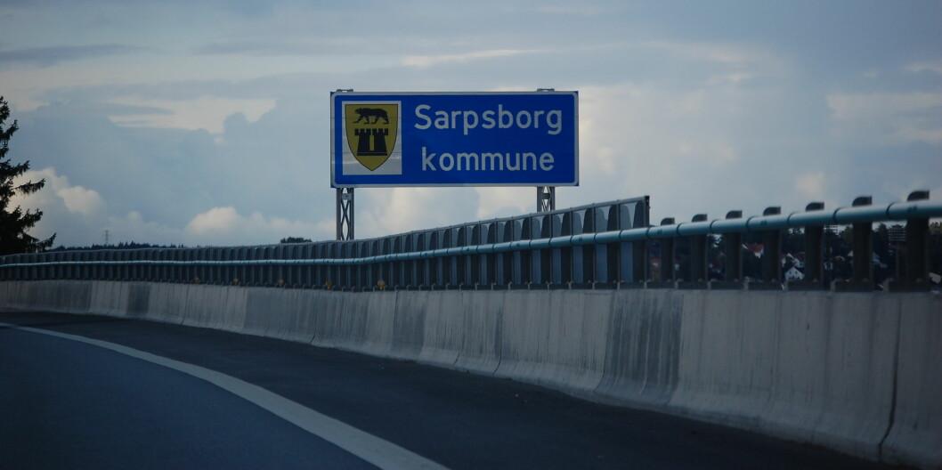 Sarpsborg har minst bruk av ukvalifiserte lærere blant storkommunene. Foto: Harald F. Wollebæk.