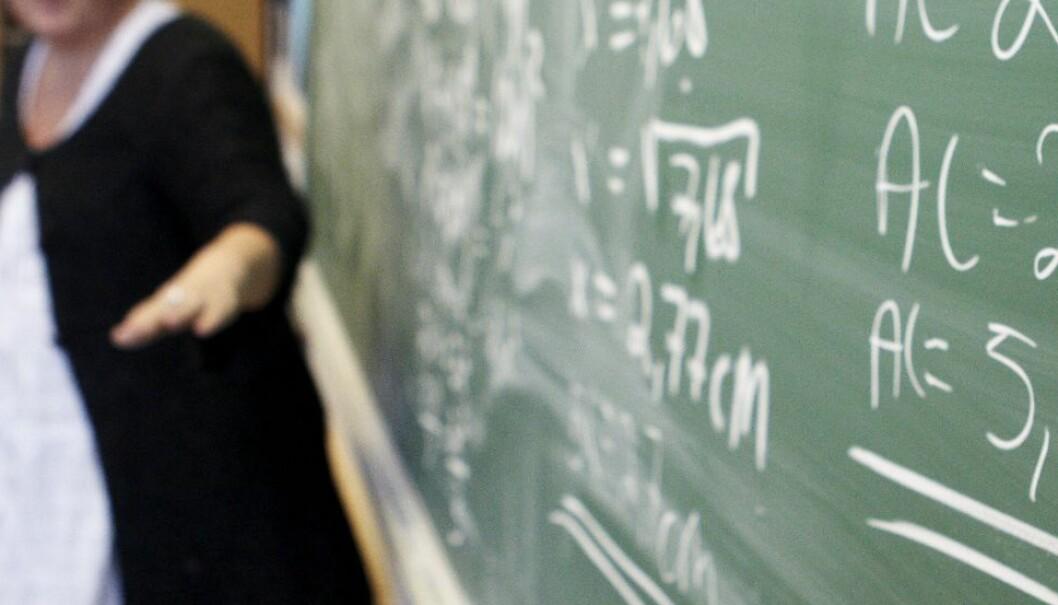 Mangelen på kvalifiserte lærere skyldes ikke for lav utdanningskapasitet i lærerutdanningene, skriver Utdanningsforbundets leder Steffen Handal.