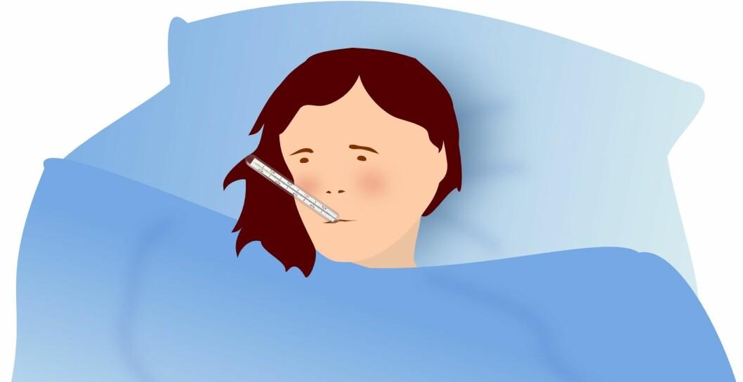 De mest populære barna får færre infeksjoner, viser en ny norsk studie. Ill.foto: Pixabay