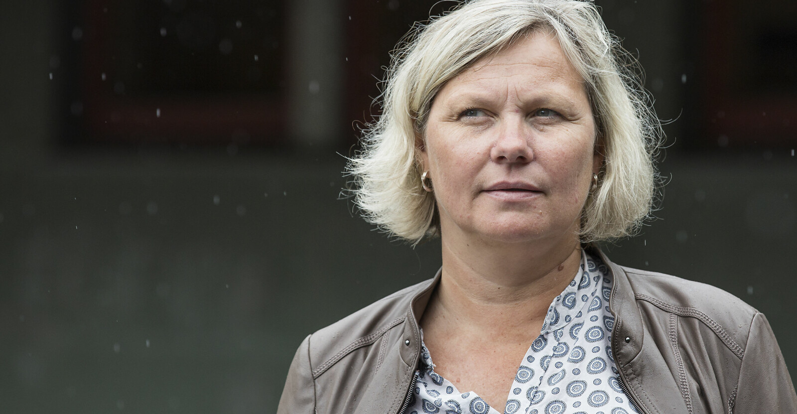 Monika Antun, rektor ved Vaksdal skule i Hordaland.
