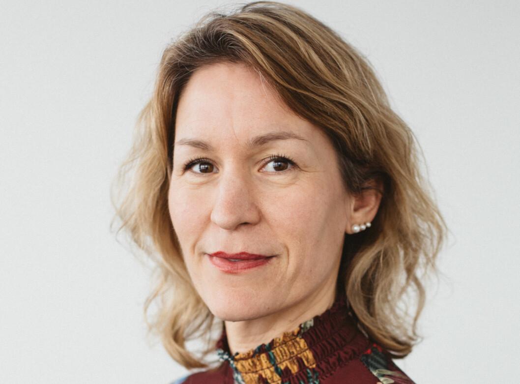 Marthe Akselsen i Utdanningsdirektoratet svarar på kritikken frå Per Gunnar Hamnøy. Foto: Utdanningsdirektoratet.