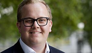 Eirik Faret Sakariassen (SV) får ansvaret for oppvekstsektoren i Stavanger. Foto: SV