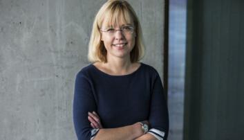Hege Wetås er direktør i Språkrådet. Foto: Språkrådet