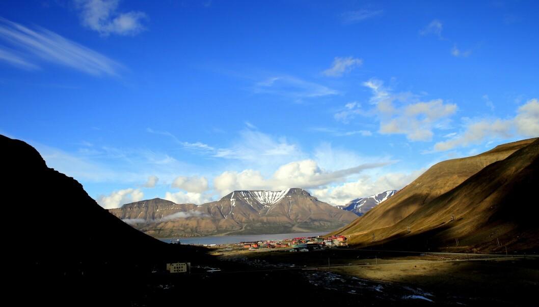 Longyearbyen. Ill.foto: Florence D./Pixabay