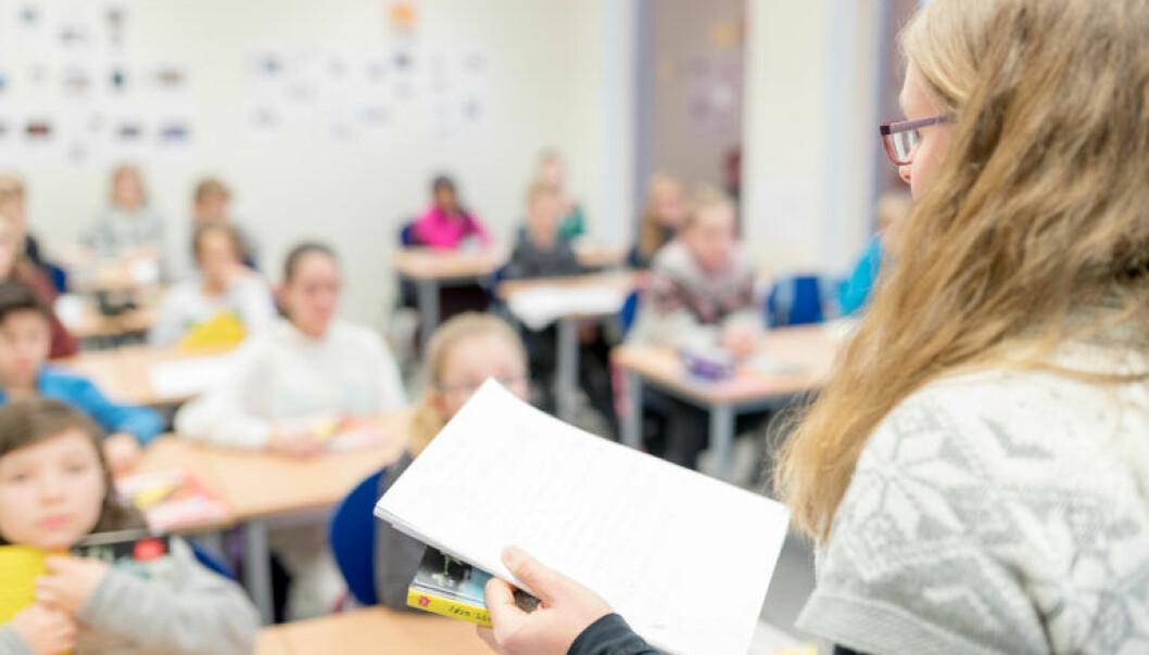 Foto: Utdanningsforbundet