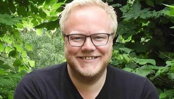 SV-politiker og lærer Bjørnar Tollan Jordet (32) blir ny ordfører I Tolga.  Foto: SV