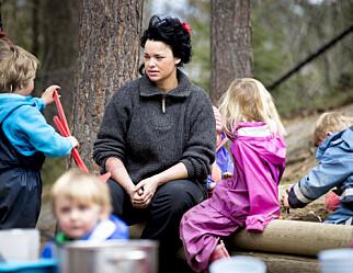 Kartlegger bemanningen i barnehagene