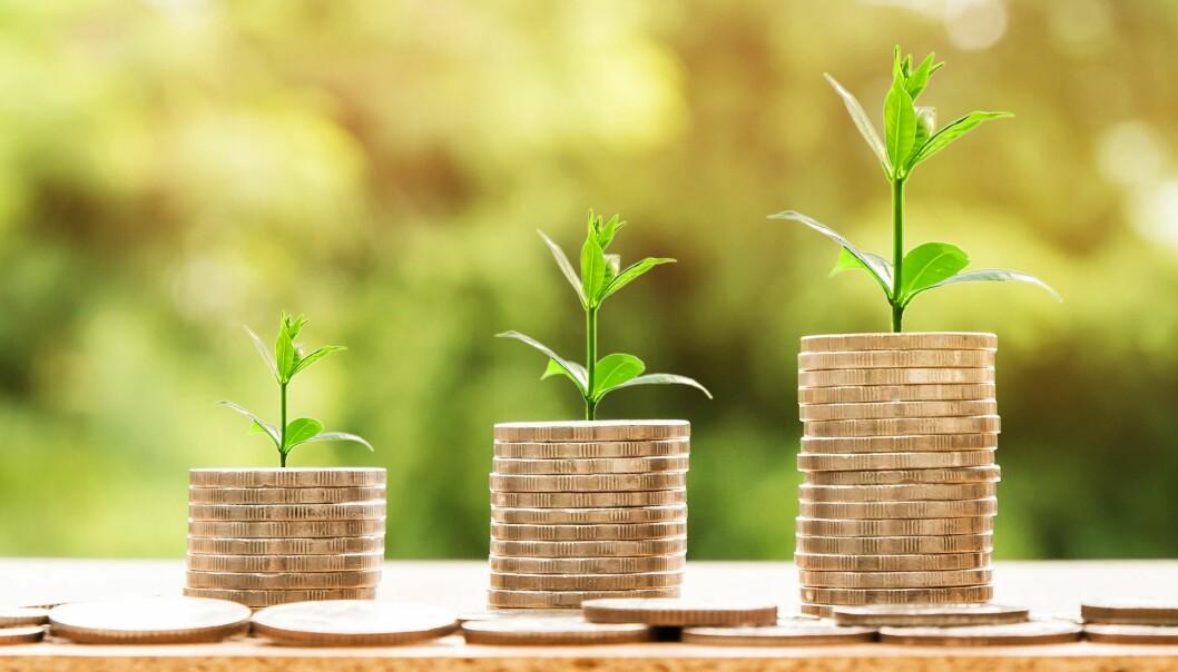 7,3 prosent av bruttonasjonalproduktet gikk til utdanning i 2017. Ill.foto: Pixabay