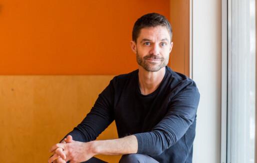 Forsker Rasmus Kleppe mener smerte og gråt er en viktig del av leken