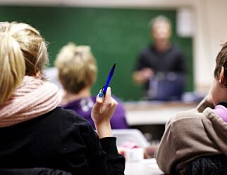 Lier klarer ikke å oppfylle lærernormen – mangler 13,5 årsverk