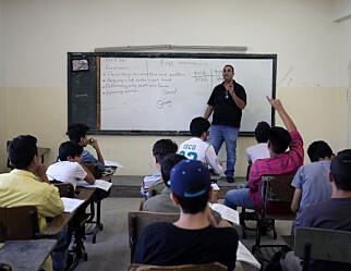 Lærarane i Jordan får lønsauke på opp til 70 prosent etter ein månad med streik