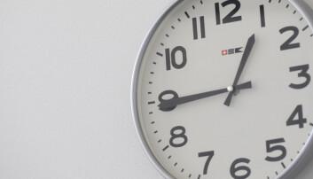 Debatt: Tid for arbeidstidsreduksjon