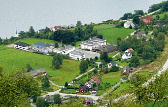 Frå skuleåret 2020/2021 droppar Nordfjord folkehøg-skule flyreiser