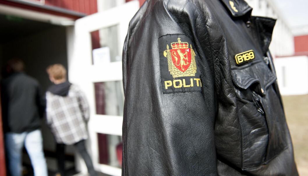 Steinar Larssen mener NRK unnlot viktig informasjon i en artikkel om politiets narkoaksjon på i Haugesund og på Karmøy. Ill.foto: Erik M. Sundt