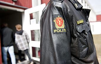 – Utelater at narkotikamisbruk og omsetning er et alvorlig problem i norsk skole