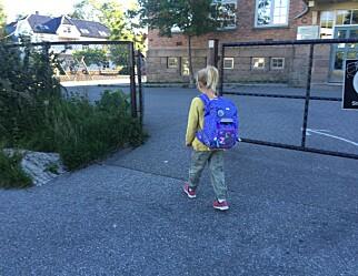 I Trondheim skal foreldrene få mer å si ved ønske om utsatt skolestart