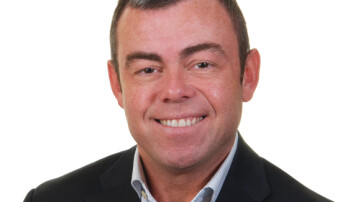 Henning Warloe. Foto: Høyre