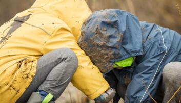 Seks av ti barnehageansatte sier for store barnegrupper er kilde til stress