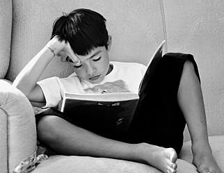 Lesing for fornøyelsens skyld er viktig