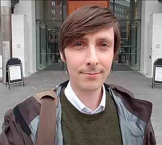 Steffen Håkonsen, fagansvarlig i Klimaskolen i Oslo. Foto: Privat