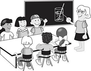 Når læreren er god, lykkes barna og elevene