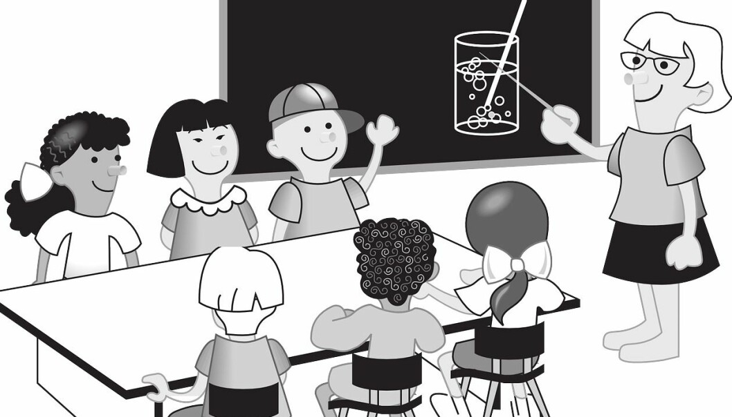 – Å beholde de lærerne vi utdanner vil være en av de viktigste oppgaver i tiden som kommer, skriver Frank Aleksander Bræin, leder for Pedagogstudentene. Illustrasjon: Pixabay.